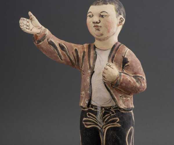 Válogatás a Nemzetközi Kerámia Stúdió gyűjteményéből