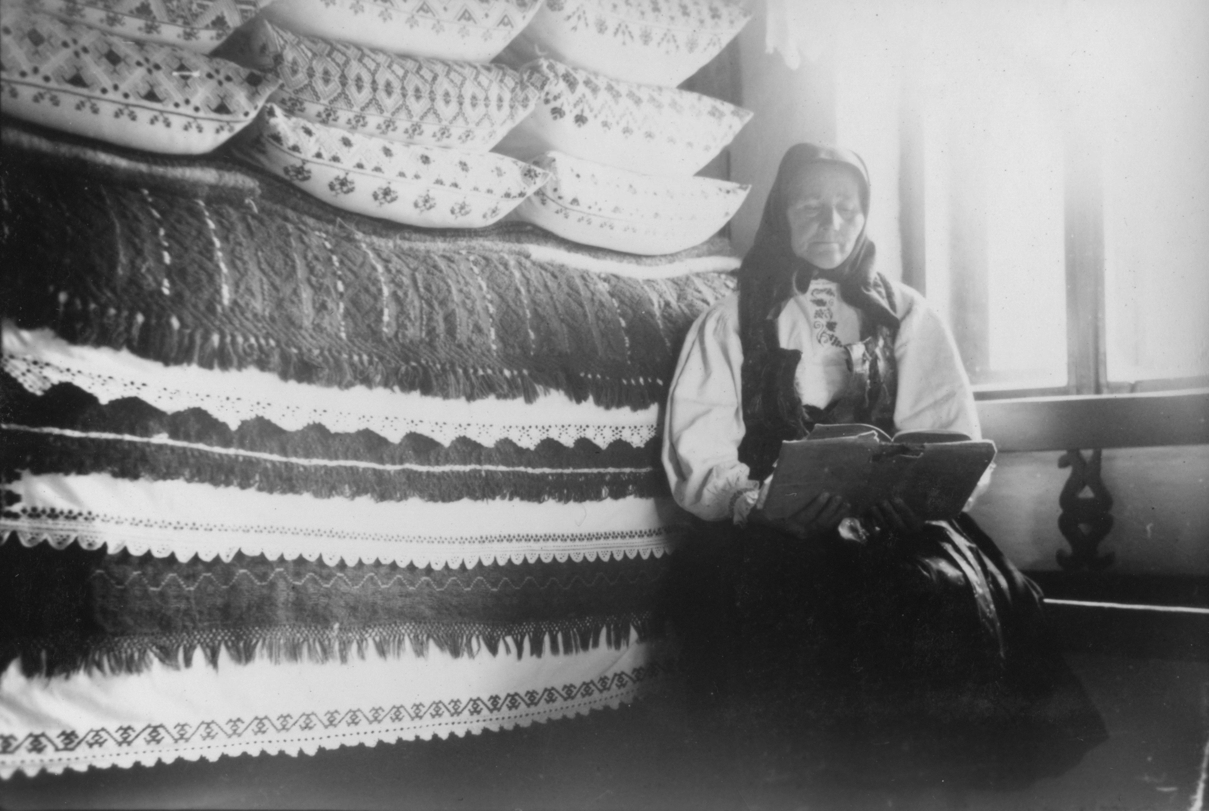 Kallós Zoltán gyüjtőútjainak textilcsodái