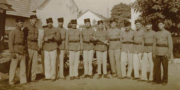 Szent Flórián katonái - A tűzoltóság története