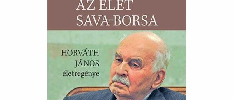 Zsiros Mária - Menyhárt Ferenc: Az élet sava-borsa, Horváth János életregénye című könyvbemutató