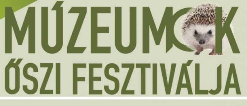 Múzeumok Őszi Fesztiválja 2019.