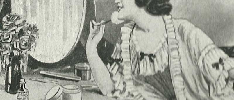 Házi szappanytól az arczkenőcsig. Paraszti tisztálkodás - polgári divat