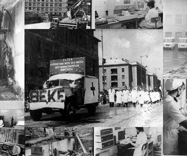 A mentés története és a dr. Lengyel Árpád hagyatéka című időszaki kiállítások ünnepélyes megnyitója