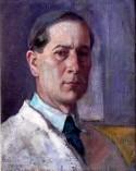 Galla Endre portré